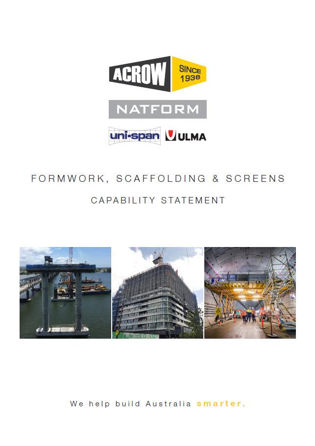 , Acrow Group